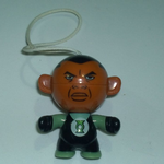 DC Comics Twistheads green lantern john stewart Kinder Surprise